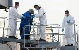 Cứu sống 128 người di cư gặp nạn trên Địa Trung Hải