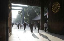 Giới chức Nhật Bản thăm đền Yasukuni