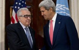 Hội nghị quốc tế về hòa bình Syria diễn ra ở Geneva