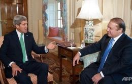 Mỹ nối lại viện trợ an ninh cho Pakistan