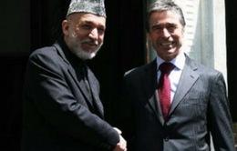 NATO và Nga thảo luận tình hình Afghanistan