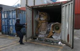 Phái đoàn Triều Tiên đến Panama giải cứu 35 thủy thủ