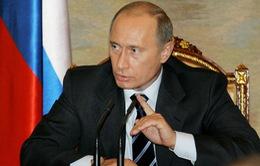Tổng thống Putin cảnh báo âm mưu làm suy yếu nước Nga