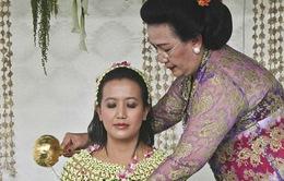 Indonesia tưng bừng trong đám cưới Hoàng gia