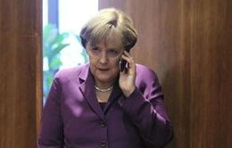 Đức nghi ngờ tình báo Mỹ nghe trộm điện thoại của Thủ tướng Merkel
