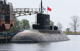 Nga bàn giao tàu ngầm 636M đầu tiên cho Việt Nam