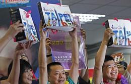 Trung Quốc nới lỏng quy định bay thẳng tới Đài Loan