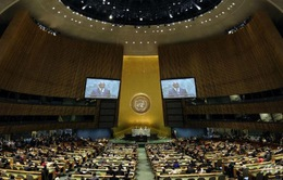 Đại hội đồng LHQ lên án Mỹ cấm vận Cuba
