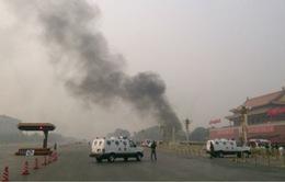 Vụ đâm xe tại Thiên An Môn là hành động khủng bố