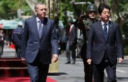 Thỏa thuận năng lượng hạt nhân Thổ Nhĩ Kỳ - Nhật Bản