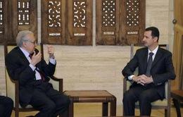 Đặc phái viên LHQ tìm cách chấm dứt nội chiến ở Syria