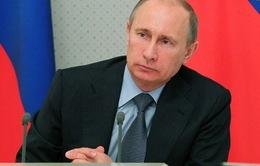 Tổng thống Putin - Nhân vật có tầm ảnh hưởng nhất thế giới