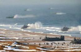 Triều Tiên khởi động nhiều hoạt động quân sự