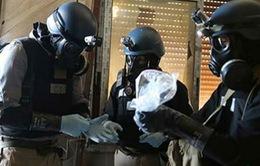 Syria đã phá hủy toàn bộ cơ sở vũ khí hóa học