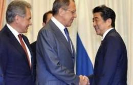 Nga - Nhật thúc đẩy hợp tác an ninh sau 70 năm lạnh nhạt