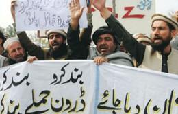 Pakistan trách Mỹ vụ tiêu diệt thủ lĩnh Taliban