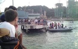 Thái Lan: Chìm phà, 6 khách du lịch thiệt mạng