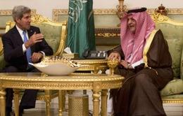 Ngoại trưởng Mỹ thăm Saudi Arabia