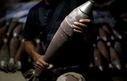 Đại sứ quán Vatican tại Syria trúng đạn cối