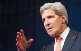 Mỹ viện trợ kinh tế thêm 75 triệu USD cho Palestine