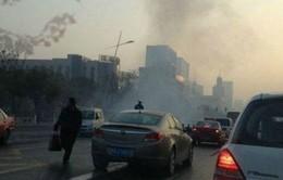 Trung Quốc: Nổ trước văn phòng Tỉnh ủy Sơn Tây