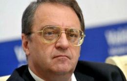Nga đề xuất tiếp xúc giữa Chính phủ và phe đối lập Syria