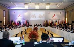 Hội nghị Ngoại trưởng Á-Âu (ASEM) khai mạc tại Ấn Độ