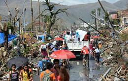 Tổng thống Philippines tuyên bố tình trạng thảm họa quốc gia
