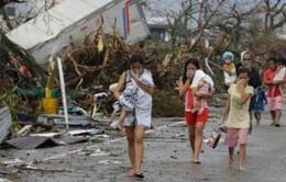 Philippines khắc phục hậu quả của bão Haiyan