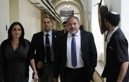 Ông Lieberman nhậm chức Ngoại trưởng Israel