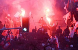 Ba Lan xin lỗi Chính phủ Nga về vụ bạo động bên ngoài ĐSQ