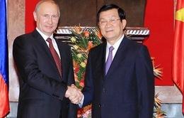 Dư luận Nga về chuyến thăm Việt Nam của Tổng thống Putin
