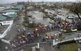 Người dân Philippines vật lộn sau bão Haiyan