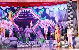 Sôi nổi các hoạt động tại Festival Đua ghe ngo ĐBSCL 2013