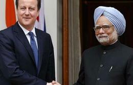 Thủ tướng Anh thăm Ấn Độ
