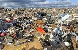 Lốc xoáy tại Mỹ làm 5 người thiệt mạng