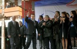 Tổ chức bầu cử tại điểm nóng của Kosovo