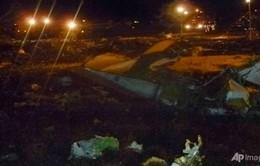 Tai nạn máy bay thảm khốc tại Nga, 50 người thiệt mạng