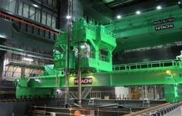 Nhật Bản tháo dỡ các thanh nhiên liệu tại nhà máy Fukushima