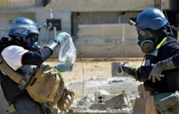 Bỉ từ chối trở thành nơi tiêu hủy vũ khí hóa học của Syria