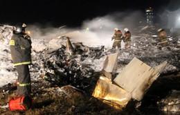 Nga: Máy bay bị nạn đã tuân thủ các điều kiện an toàn bay