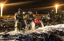 Nga: Nguyên nhân vụ tai nạn máy bay do lỗi phi công