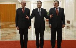 Hội nghị Thượng đỉnh Trung Quốc – EU lần thứ 16