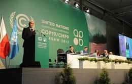 Hội nghị COP 19: Việt Nam kêu gọi thúc đẩy các nỗ lực bảo vệ trái đất