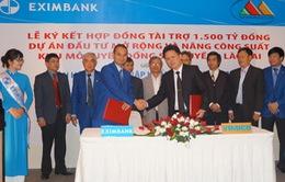 Ngân hàng Eximbank và Vinacomin ký kết hợp đồng tài trợ 1500 tỷ