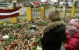 Latvia: 54 người đã chết trong vụ sập mái siêu thị