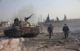 Syria: 160 người thiệt mạng trong các cuộc giao tranh