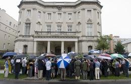 Cuba tạm dừng dịch vụ lãnh sự tại Mỹ