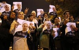 EU có thể dỡ bỏ từng phần lệnh cấm vận Iran