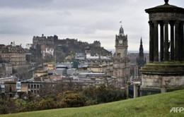 Scotland tính chuyện tách ra khỏi Vương Quốc Anh